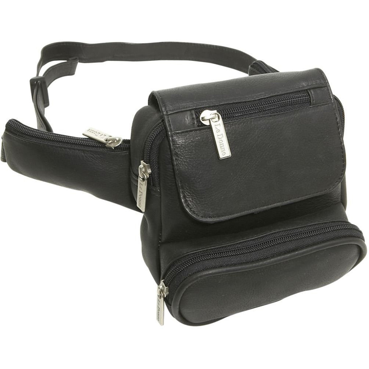 LeDonne Leather Traveler Waist Bag