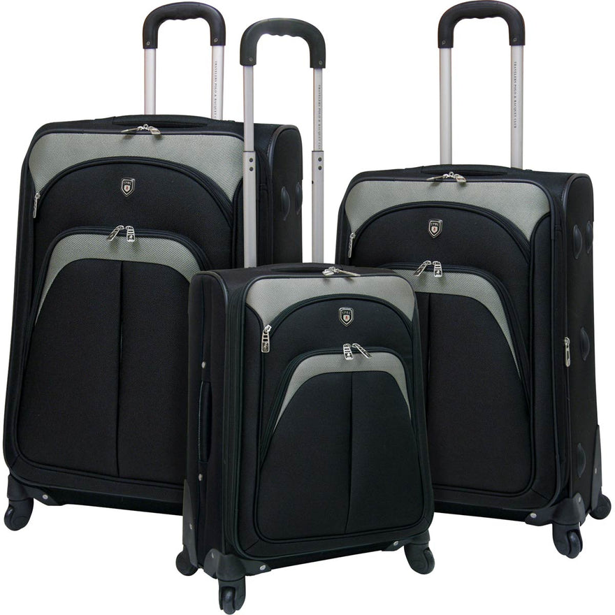 Travelers Club Lexington 3PC Spinner Set