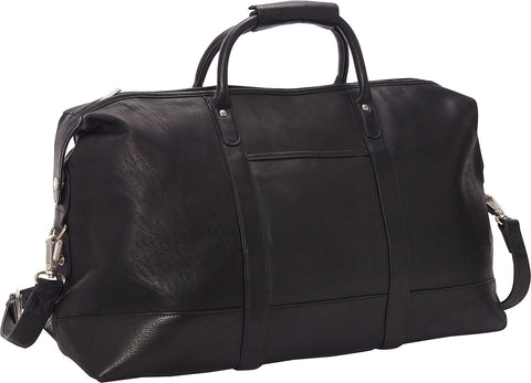 LeDonne Leather Vaqueta Classic Duffel