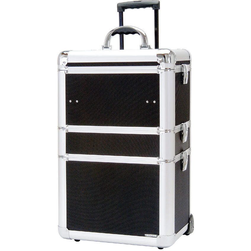 T.Z. Case Beauty Cases Professional Wheeled Make Up Case