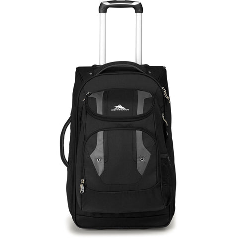 High Sierra Adventour Access Carry On Wheeled Backpack with Removable Daypack