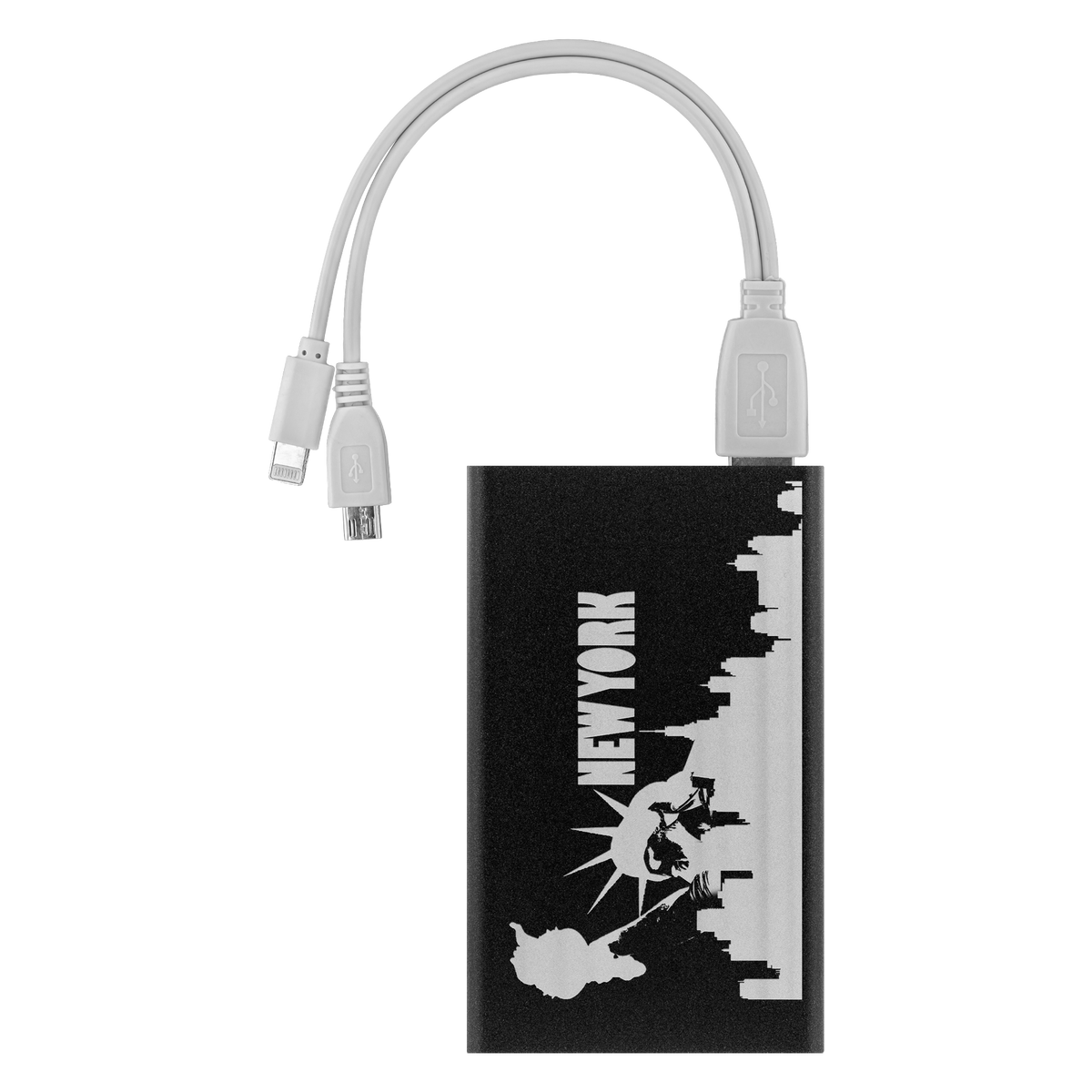 New York New York Travel Expert Power Charger