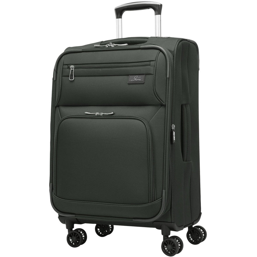Skyway Sigma 5 21in Spinner Expandable Carry On
