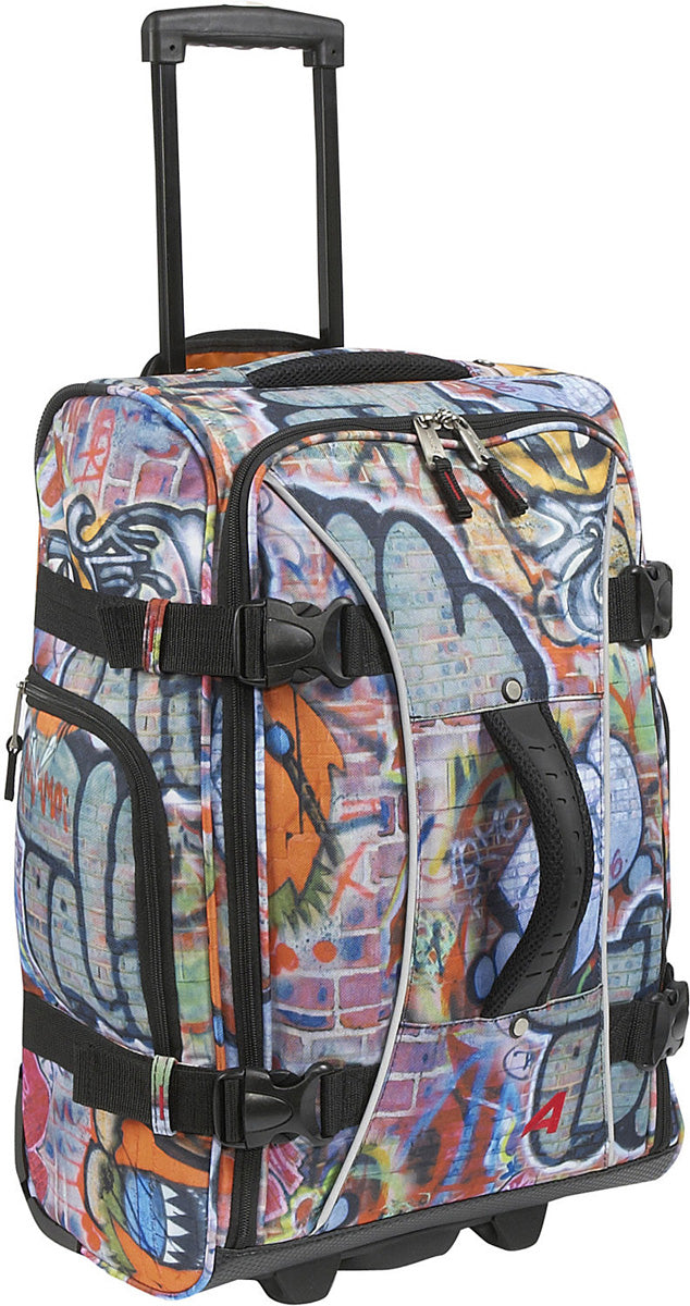 Athalon Luggage 21in Hybrid Travelers