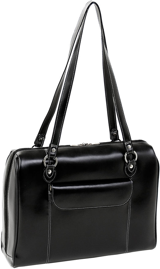 McKlein W Series Glenview Leather Ladies Briefcase