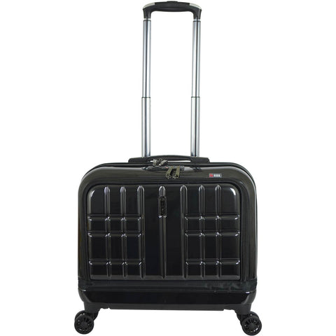 Travelers Club Flex-File 18in Hardside Spinner Carry On