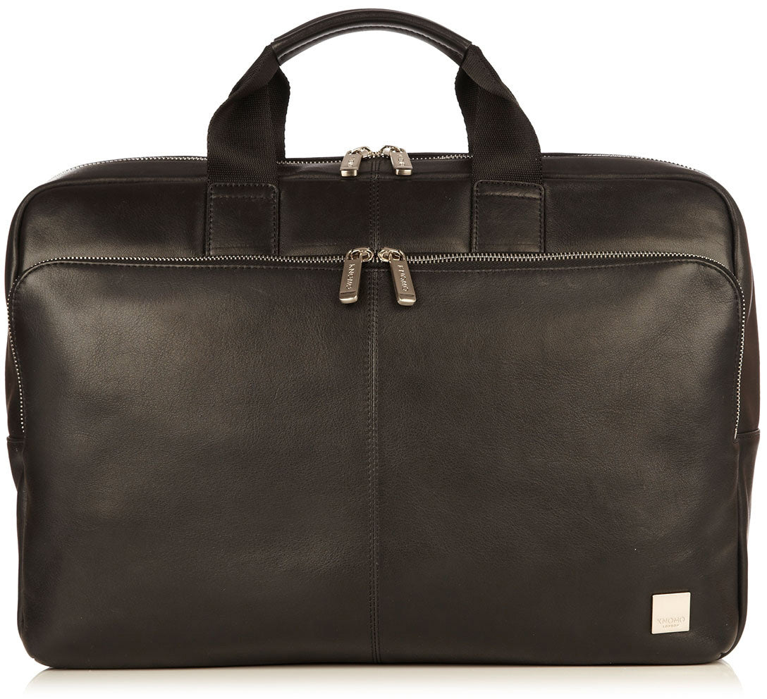 Knomo Brompton Newbury All Leather Brief