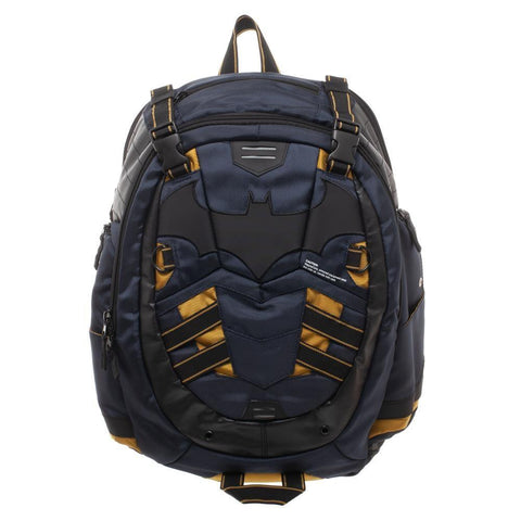 Dc Batman Backpack Built Up Dc Backpack Inspired By Batman