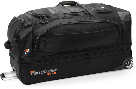 Pathfinder Gear-Up 36in Expandable Drop Bottom Duffel