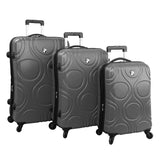 Heys Eco Orbis Recycled 3 Piece Expandable Spinner Set