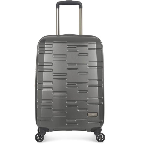 Antler Prism Embossed DLX 21in Carry On Spinner Suitcase