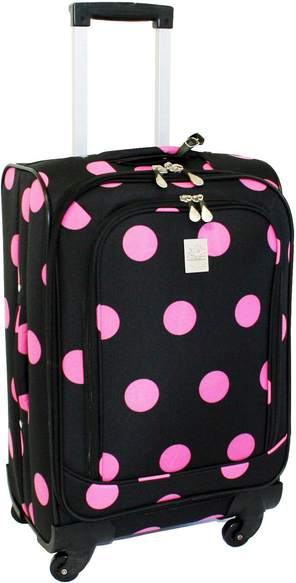 Jenni Chan Dots 21in Upright Spinner