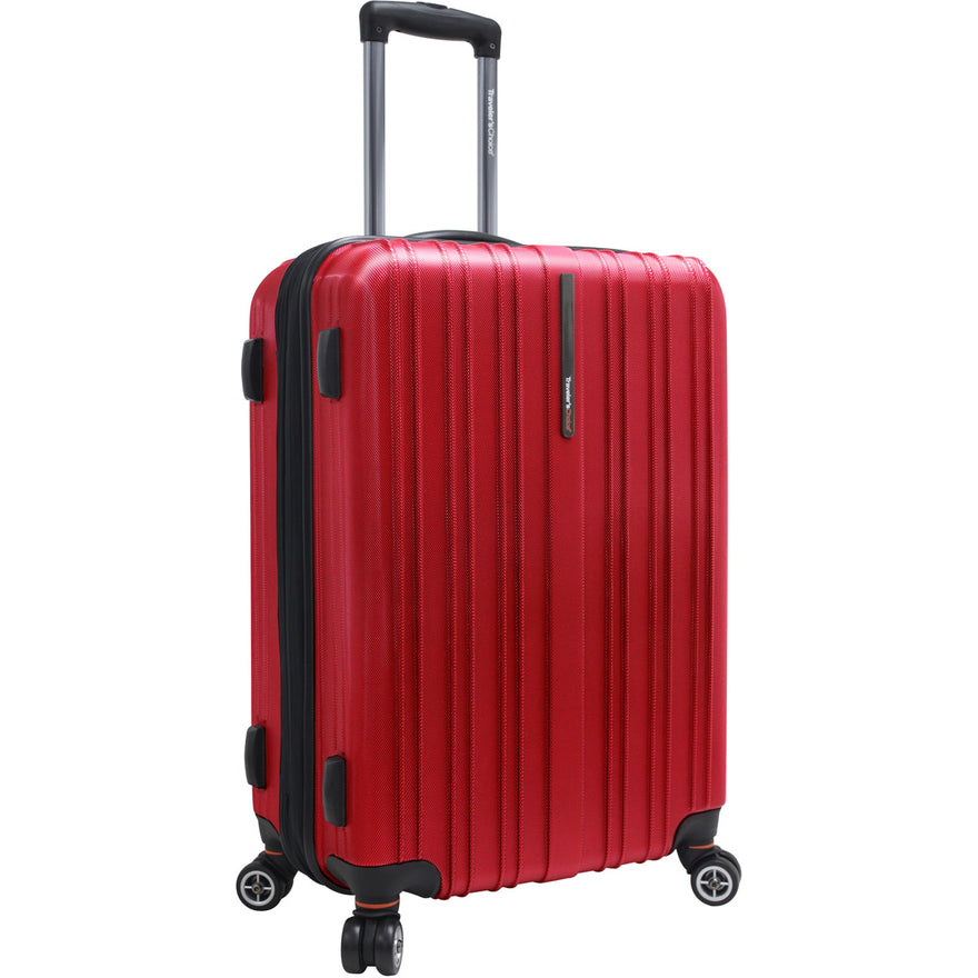 Traveler's Choice Tasmania 100% Pure Polycarbonate 25in Expandable Spinner