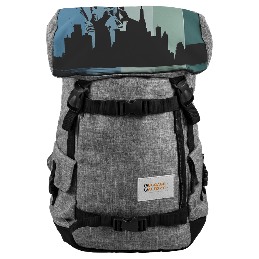 New York New York  Travel Experts Backpack