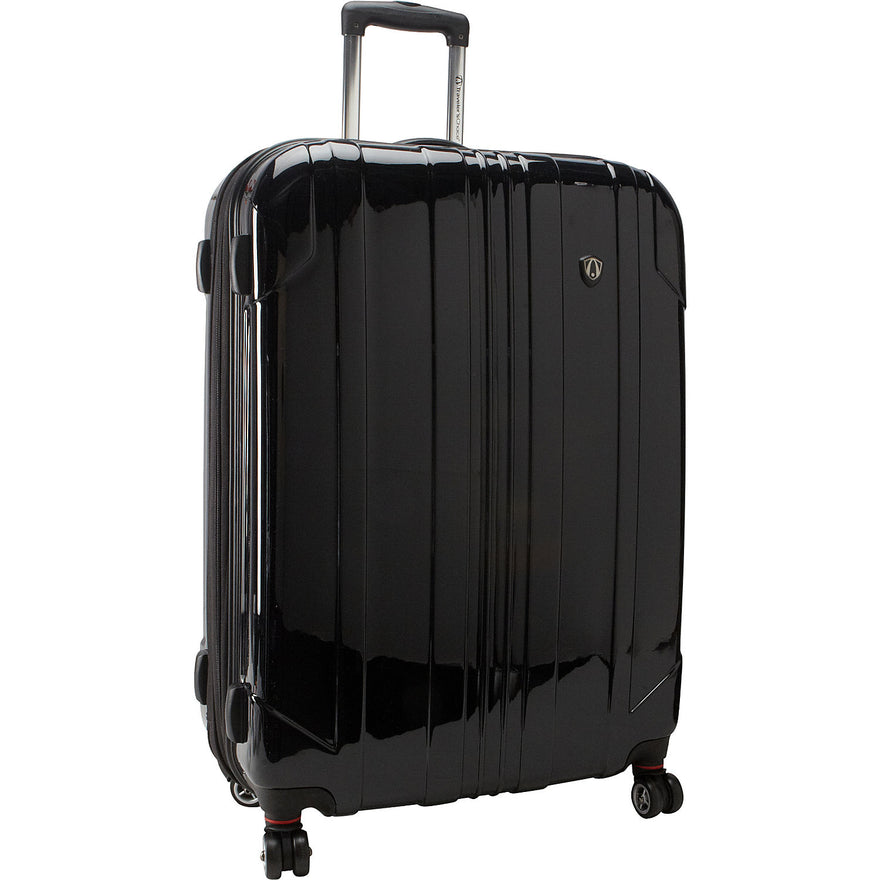 Traveler's Choice Sedona 100% Pure Polycarbonate 29in Expandable Spinner Upright