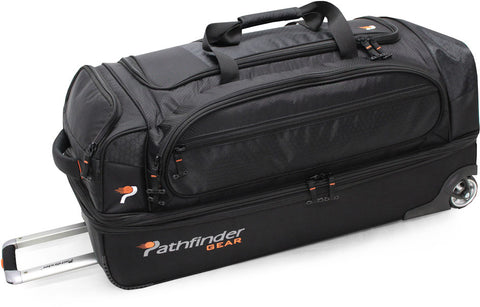Pathfinder Gear-Up 32in Expandable Drop Bottom Duffel