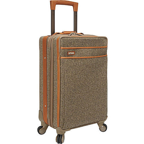 Hartmann Tweed Carry On Expandable Spinner