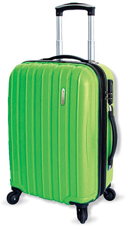 Mancini Calypso 20in Expandable Spinner Carry On