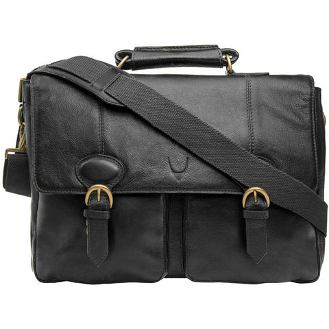 Hidesign Parker 2 Compartment Briefcase
