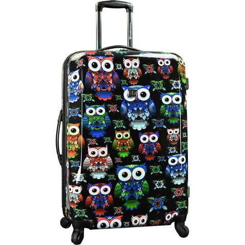 Traveler's Choice Owl 29in Expandable Spinner
