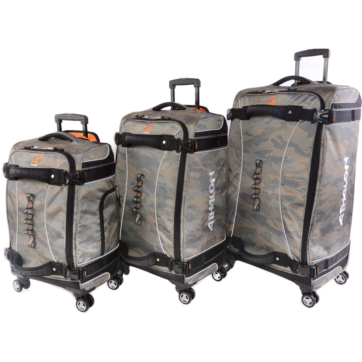 Athalon Long-Haul 3 Piece Spinner Set