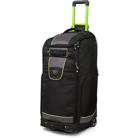 High Sierra Pro Series 30in Trapezoid Wheeled Duffel
