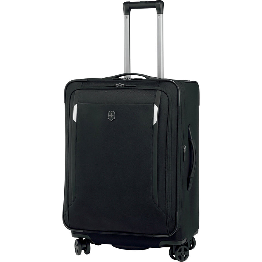 Victorinox Werks Traveler 5.0 WT 24 Dual-Caster Expandable 8 Wheel Upright