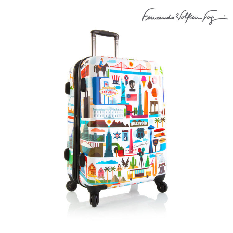 Fernando by Heys FVT USA 26in Expandable Spinner