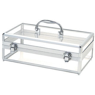 T.Z. Case Beauty Cases Clear Spa Box Wide