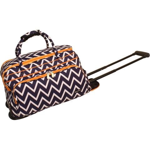 Jenni Chan Aria Madison Soft Carry All Duffel