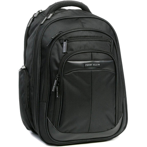 Perry Ellis M140 Business Laptop Backpack