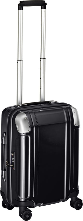 Zero Haliburton Geo Polycarbonate Carry On 4 Wheel Spinner Travel Case