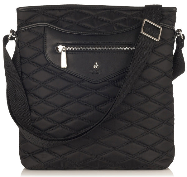 Knomo Fitzrovia Maple Cross Body