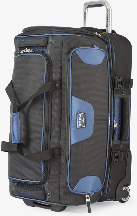 Travelpro TPro Bold 2.0 26in Drop Bottom Rolling Duffel