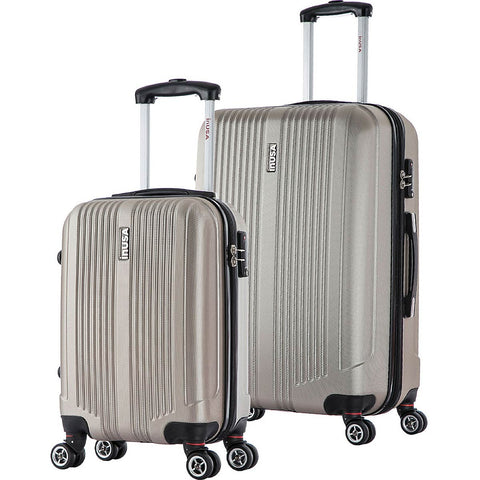 inUSA San Francisco 18in & 26in 2 Piece Spinner Set