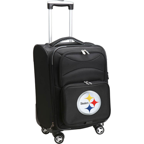 Mojo Sports Luggage 22in 8 Wheeled Spinner Carry On L202