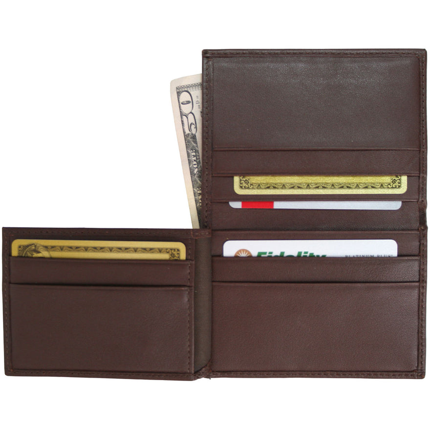 Royce Leather Men's Credit Card Wallet