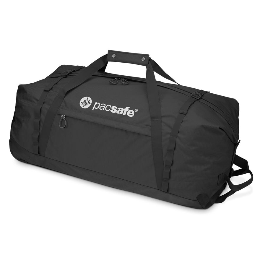 Pacsafe Duffelsafe AT120 Anti-theft Wheeled Adventure Duffel - Luggage Factory