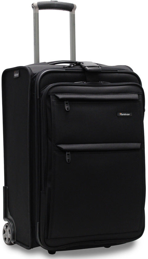 Pathfinder Revolution Plus 22in Expandable Oversized Carry On