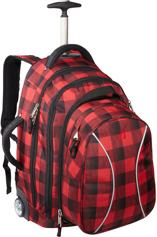 Athalon Luggage Wheeling Backpack