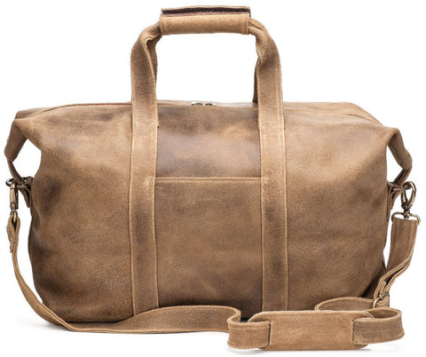 LeDonne Leather Dikro Getaway Duffel
