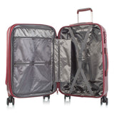 Heys Vantage 21 inch Smart Luggage Carry On Hardside Spinner