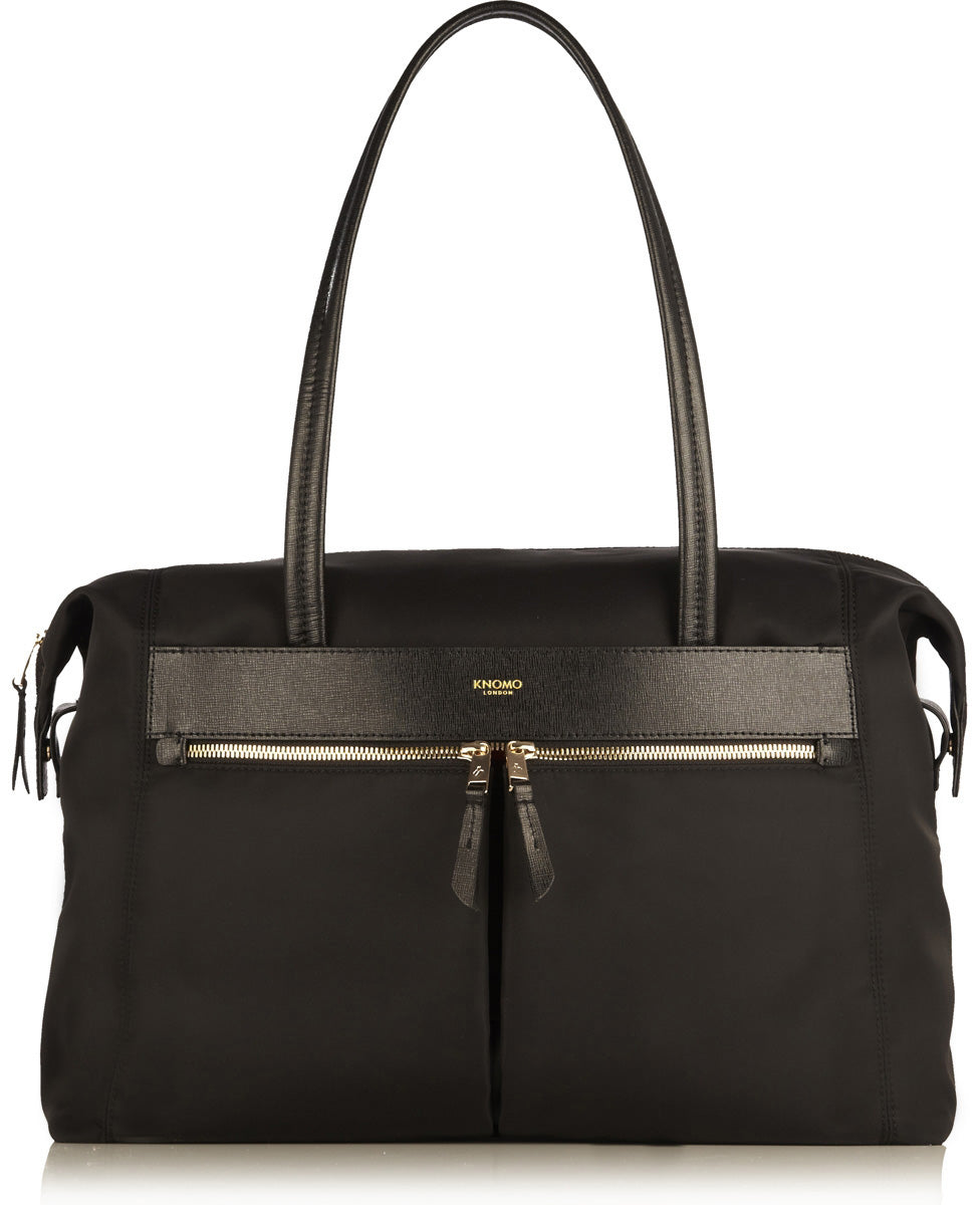 Knomo Mayfair Curzon Shoulder Tote