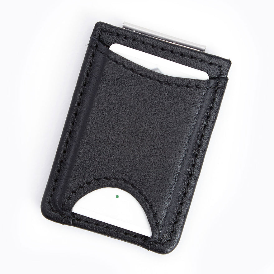 Royce Leather Tracker with Money Clip