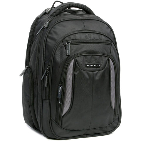 Perry Ellis M160 Business Laptop Backpack
