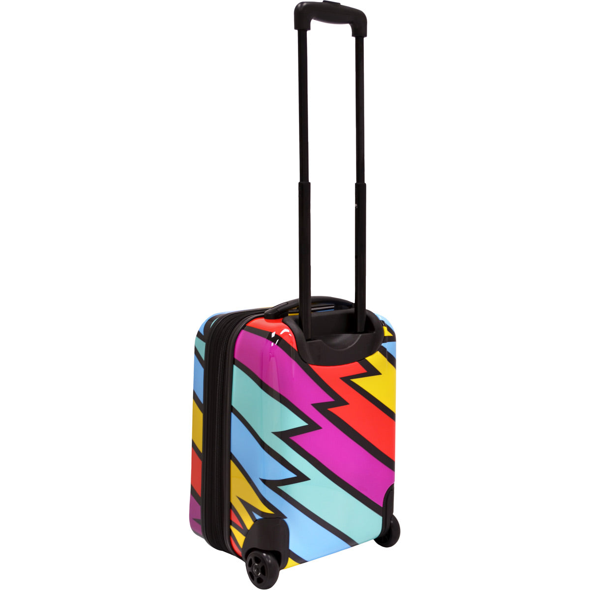 Loudmouth Captain Thunderbolt 18in Hardside Expandable Rolling Luggage