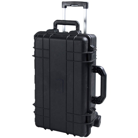 T.Z. Case Utility Cases Molded Utility Case with Wheels