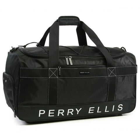 Perry Ellis 22in Weekender Duffel Bag