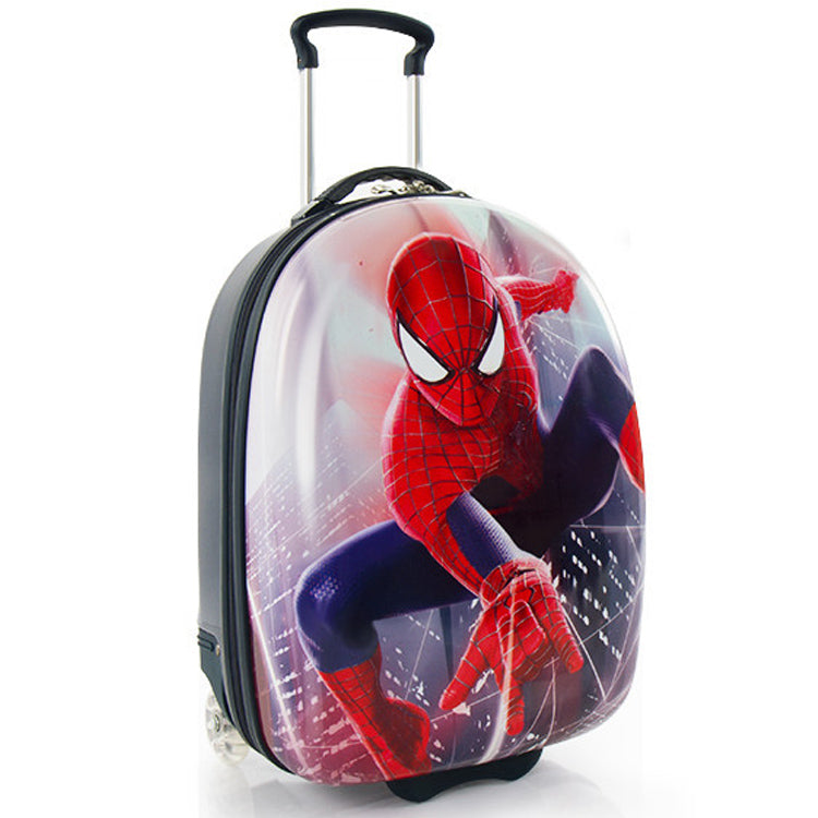 Heys Marvel Dual Handle 18in Carry On - Spiderman