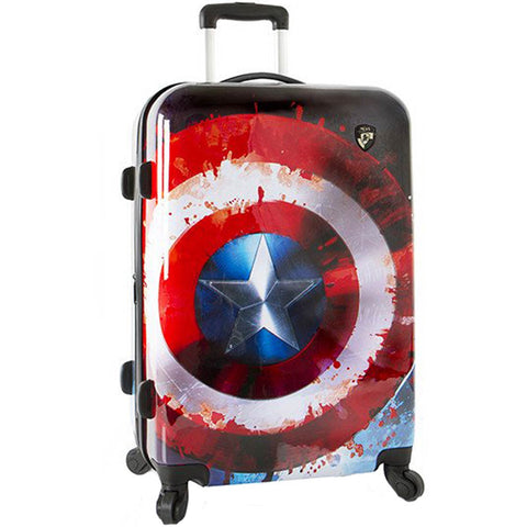 Heys Marvel Captain America Adult 26in Spinner